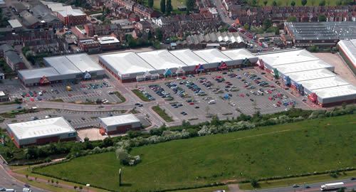 Gallagher Retail Park, Coventry